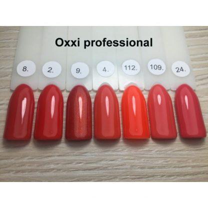 Гель лак Oxxi ,10 мл №002