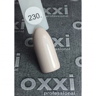 Гель лак Oxxi ,10 мл №230