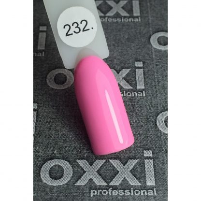 Гель лак Oxxi ,10 мл №232