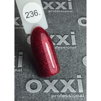 Гель лак Oxxi ,10 мл №236