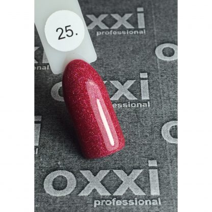 Гель лак Oxxi ,10 мл №025