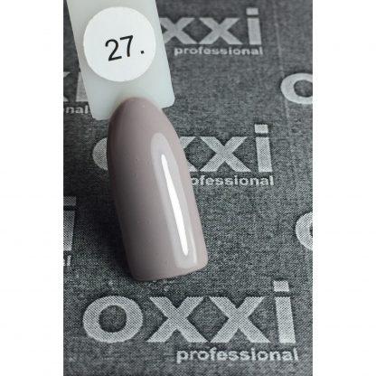 Гель лак Oxxi ,10 мл №027