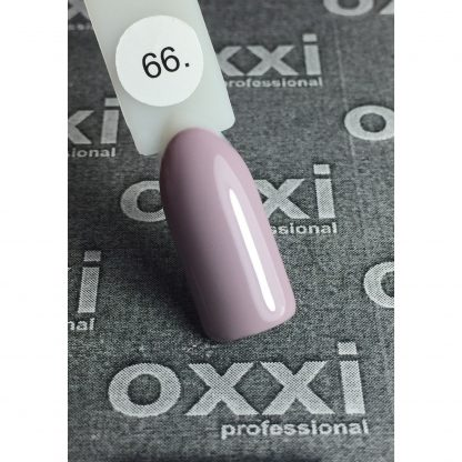 Гель лак Oxxi ,10 мл №066