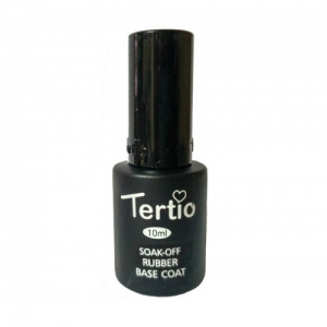 Гель-лак Tertio Rubber Base 10 ml