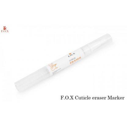 Средство для удаления кутикулы, маркер FOX, 5 мл