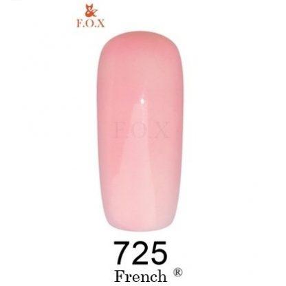 Гель-лак FOX French № 725, 12мл