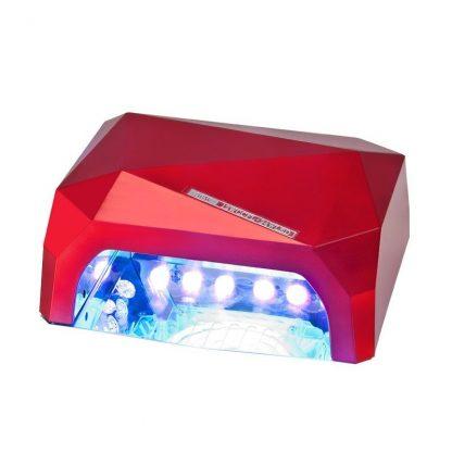 Гибридная лампа Led+Ccfl 36 Вт, красная