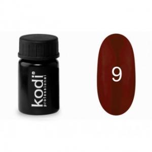 Гель-краска Kodi №09