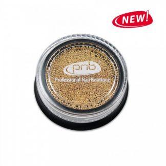 Бульонки PNB Cool Gold 0,6 мм / 4 г