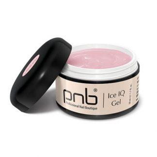 Гель PNB UV/LED Ice IQ Gel, Cover Rose, дымчато-розовый, 50 мл