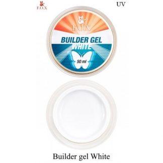 Гель моделирующий FOX Builder gel White, 50 мл