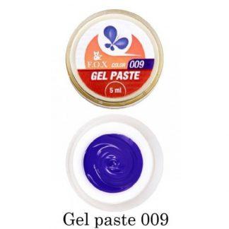 Гель-паста FOX Gel Paste № 09, 5 мл