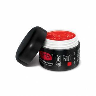 Гель-краска PNB 03 Gel Paint Red 5мл