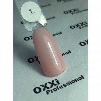База камуфлирующая для гель-лака OXXI № 01, 10 мл