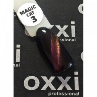 Гель-лак OXXI Magic Cat 5D № 003, 10 мл