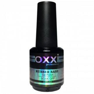 База для гель-лака OXXI Grand Rubber Base Coat, 15 мл