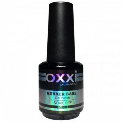 База для гель-лака OXXI Grand Rubber Base Coat, 15 мл