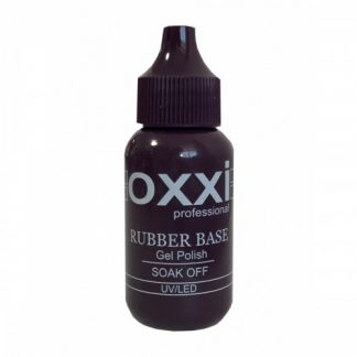 База для гель-лака OXXI Grand Rubber Base Coat, 30 мл