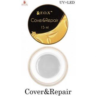Моментальный ремонт ногтей FOX Cover Repair , 15 мл