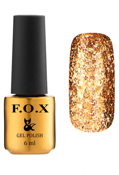 Гель лак FOX Brilliance, 6 мл №6