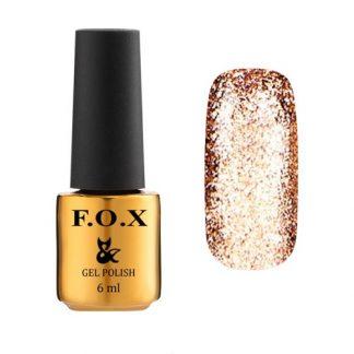 Гель-лак FOX Brilliance, 6 мл