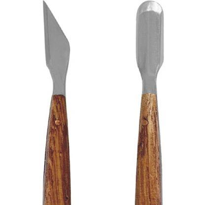 Пушер с деревянным основанием