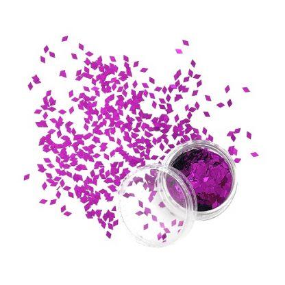 Ромбики для декора ногтей №2