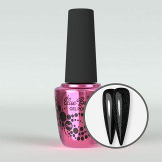 Топ с шиммером без липкого слоя-Glitter top Elise Braun №7, 7 мл