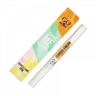 Масло для кутикулы в карандаше,GO Active Citrus Fresh 2,5 мл
