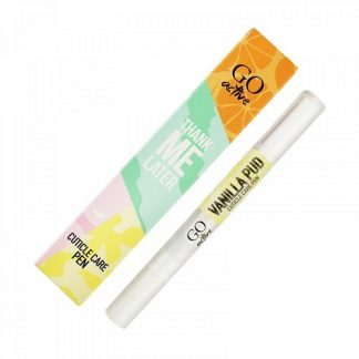 Масло для кутикулы в карандаше,GO Active Vanilla Pud 2,5 мл