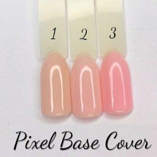 Камуфлирующая база Pixel base cover №03, 8 мл