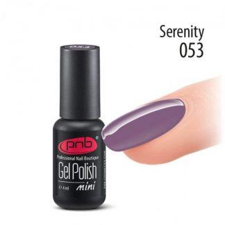 Гель-лак PNB mini, 4 мл 053