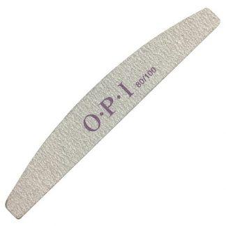 Пилка для ногтей OPI 80/100 грит
