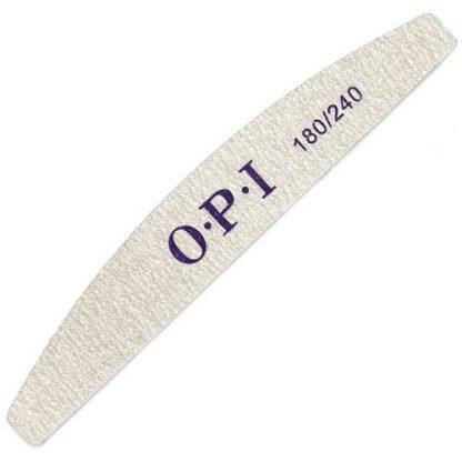 Пилка для ногтей OPI 180/240 грит
