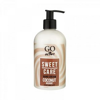 Крем для рук Go Active Hand Cream Coconut Dessert, 350 мл