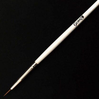 Кисть для рисования на ногтях, 9 мм