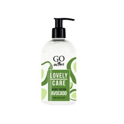 Крем для рук Go Active Hand Cream Avocado Shea Butter, 350 мл