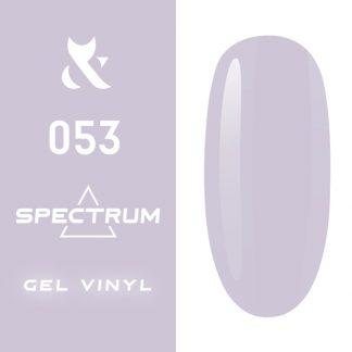 Гель лак FOX Spectrum 053, 7 ml