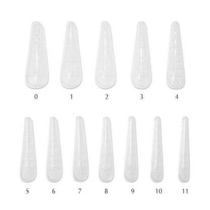 Многоразовые верхние арочные формы (типсы) PNB